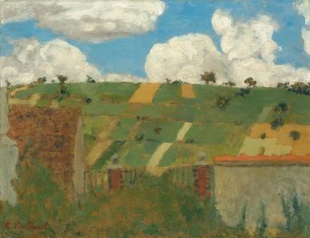Landscape of the Ile-de-France
