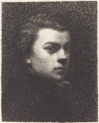 Self-Portrait at Seventeen