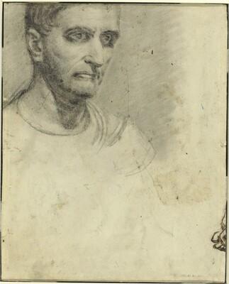 Study of a Man [verso]