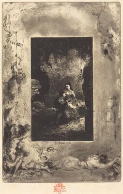 Le Tombeau du Diable (The Devil's Tomb)