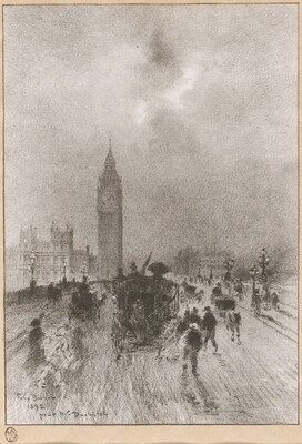 The Victoria Clock Tower London