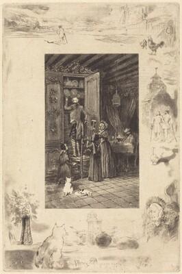 Les Vieux (The Elders)