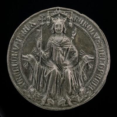 Great Seal of King Charles V