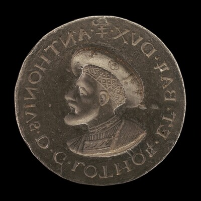 Antoine, 1489-1544, Duke of Lorraine and Bar 1508