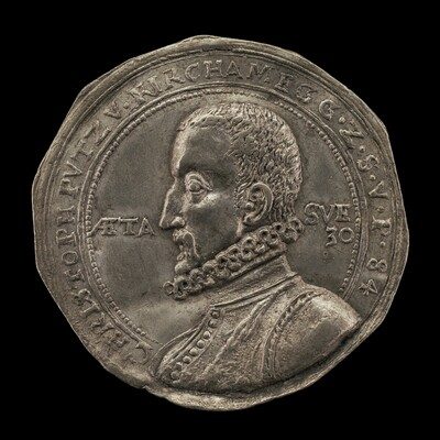 Christoph Putz von Kirchameg, Mint Master in Prague 1590