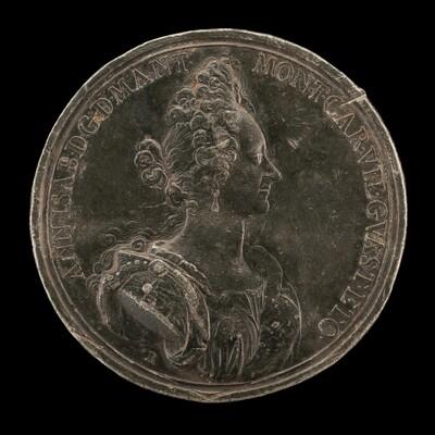 Anna Isabella Gonzaga, Duchess of Mantua