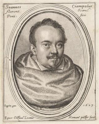 Giovanni Ciampoli, Papal Secretary