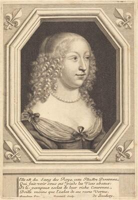 Marie d'Orléans-Longueville, Duchesse de Nemours