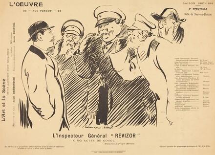 L'Inspecteur Général Revizor