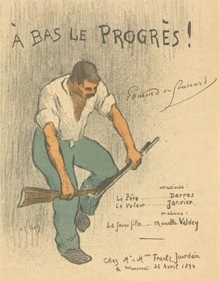 A Bas Le Progrès!