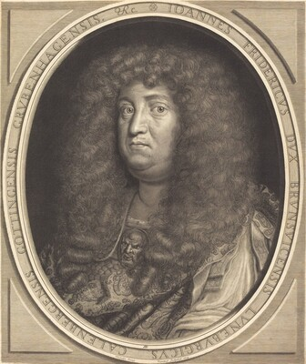 Jean-Frederic, Duc de Brunswick-Lunebourg (Hanover)