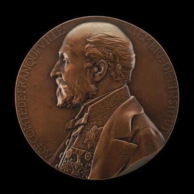 Amable-Charles Franquet, 1840-1919, Comte de Franqueville