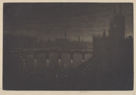 Westminster, Evening