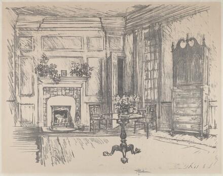 The Upper-room, Stenton