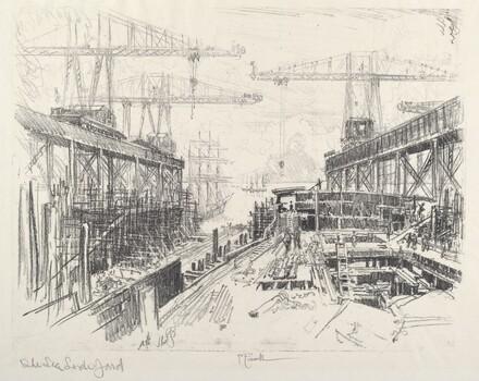 The Sea Lord's Yard