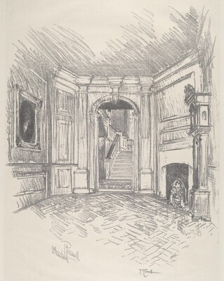 The Hall, Stenton