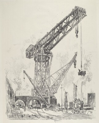 Made in Germany, the Great Crane