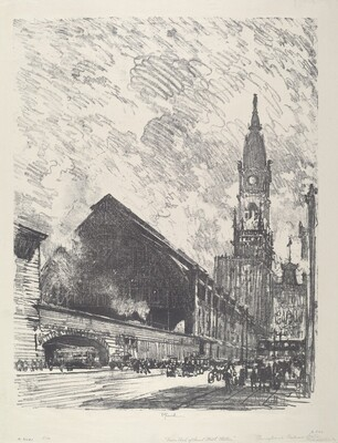 Broad St. Station