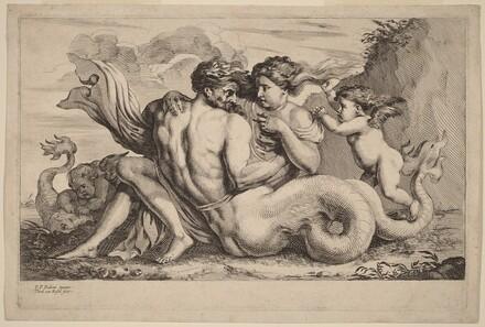 Siren and Triton