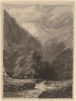 Mountainous Landscape