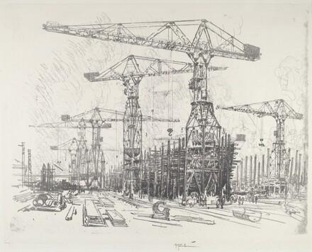 The Old Shipyard