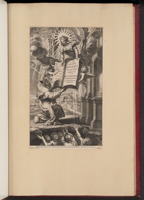 Title Page for Olivier Boonaerts' In Ecclesiasticvm Commentarivs...