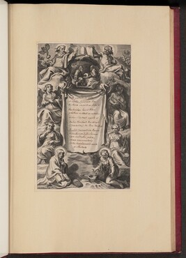 Title Page for Heribert Rosweyde's