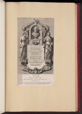 Epitaph of Claude Jean Gevaert