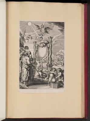 Title Page for G. de St. Vincent, Opus Geometricum Quadraturae Circuli