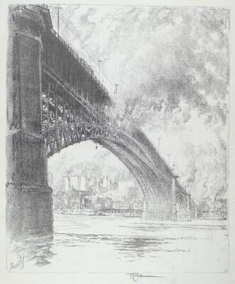 Eads Bridge, St. Louis