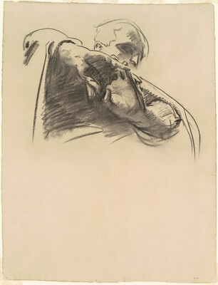 Study for The Crucifixion and Death of Our Lord