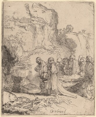 Christ Carried to the Tomb